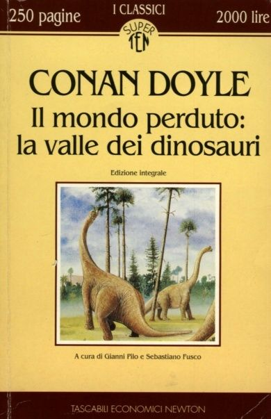 Il mondo perduto - Conan Doyle