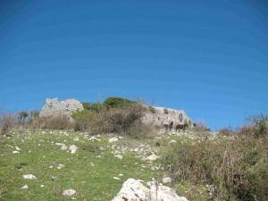 rovine di Montefalco