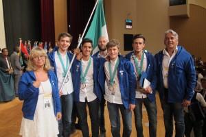 italian team + mentors