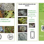 Scuola estiva A.N.I.S.N. 2017 - I licheni: Pionieri nel passato e indicatori del futuro