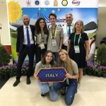 Tre medaglie per l'Italia alle IESO 2018!