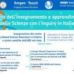 Inaugurazione del centro IBSE e centro satellite ABE site Italy di Foligno