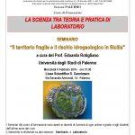 La Scienza tra teoria e pratica di laboratorio - sezione Palermo
