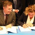 Firmato l'accordo fra l'ANISN e le agenzie spaziali  ASI ed ESA per la realizzazione del programma Spatio e l'apertura di ESERO Italia