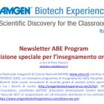 Risorse e strumenti per l'insegnamento on-line delle Bioscienze